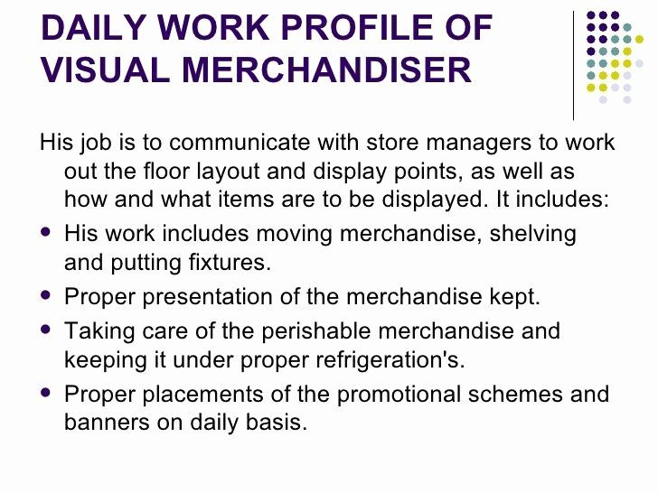 Visual Merchandiser Job Description Resume Awesome Principles Of Visual Merch Teaching Assistant Job Description Visual Merchandising Jobs Visual Merchandising
