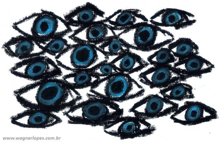 Galeria Virtual - Wagner Lopes: Argus Panoptes