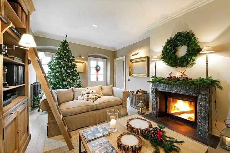 Shabby and Charme: Una splendida atmosfera natalizia