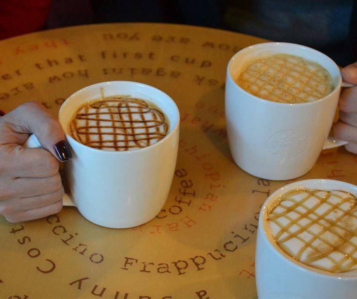 Starbucks'ın ustalığımızın yansıması olan Macchiato'larını denediniz mi? wink ifade simgesi Starbucks, #BeylikdüzüMigros AVM'de.  #bmigrosavm #coffee #food #macchiato