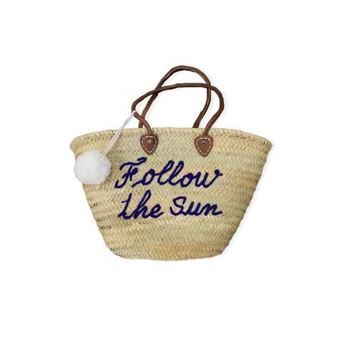 Basket - Follow the Sun | The Society inc by Sibella Court