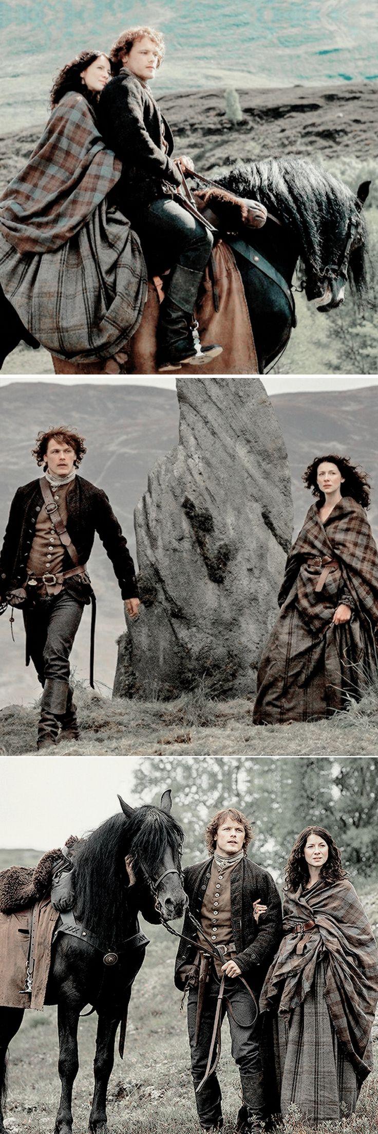 Going home to Lallybroch #Outlander