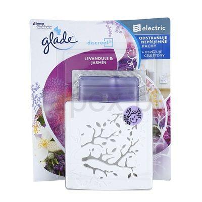 Glade Discreet Electric Purificador de ar  com recarga Lavender and Jamine | fapex.pt