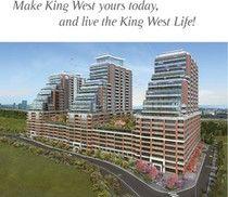 King West Condominiums , Liberty Village Condos , 65 , 75