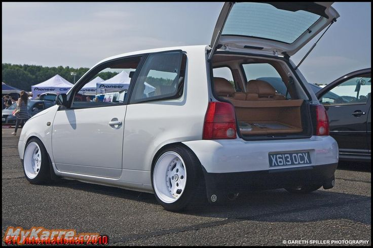 tuning vw lupo gti international lupi pinterest vw. Black Bedroom Furniture Sets. Home Design Ideas