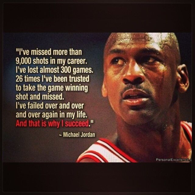 Michael Jordan Motivational Quotes About Life: #micheal Jordan #basketball Is Life