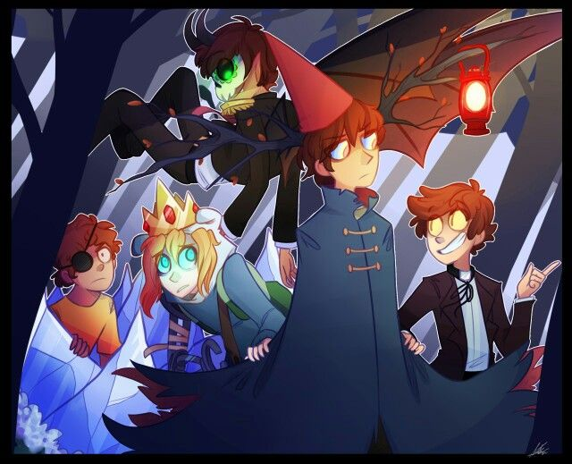 Crossover Rick and Morty, Adventure Time, Over the Garden Wall, Star Vs The Forces of Evil, Gravity Falls