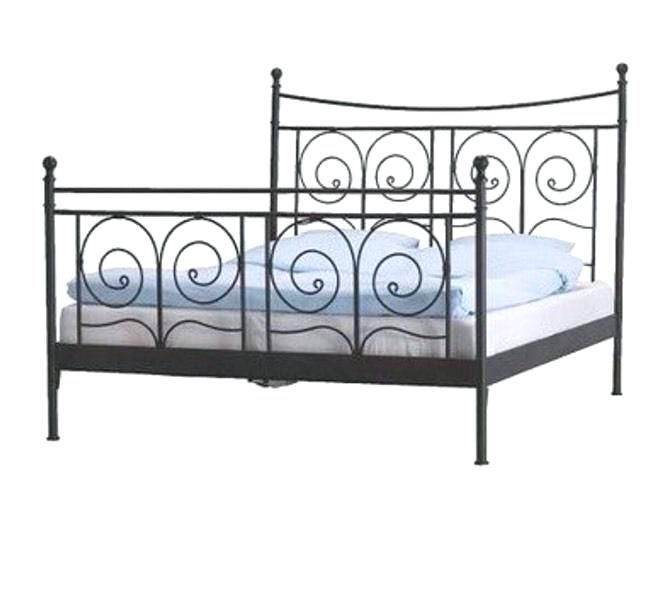 Black Metal Bed Frames Wrought Iron Ikea Bed Frames Black