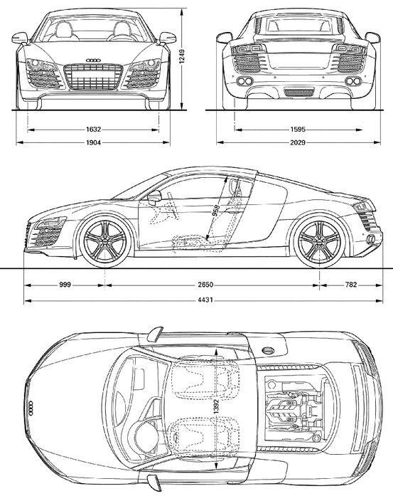 Audi rs8 blueprints pinterest audi r8 cars and audi rs8 malvernweather Images