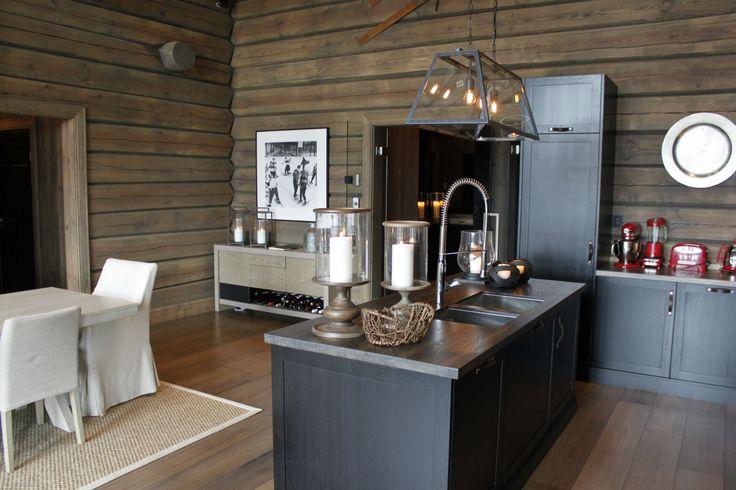 luksushytte kjøkken - Google-søk