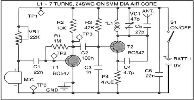150 Watt Power Amplifier Circuit Working and Applications ...