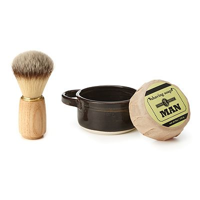Look what I found at UncommonGoods: herban men's shaving set... for $6.99 #uncommongoods