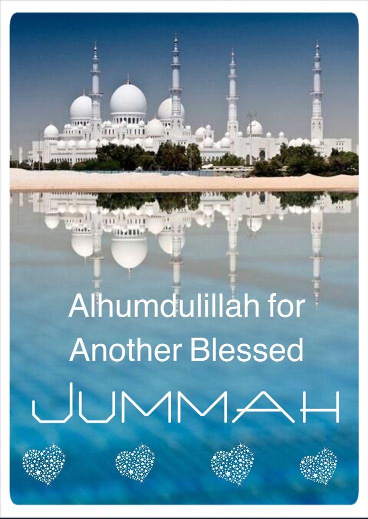 how to read jummah namaz at mosque