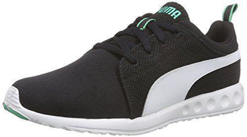 Tongs Femme Puma Suede S S6 - Sneakers Basses - Mixte Adulte - Noir (Black/Black Silver) - 40 EU (6.5 UK)  37 EU (4 UK) Easy Go Shopping Pantoufles pour Hommes Pantoufles de Plage en Cuir Véritable Sandales Décontractées Perforation Respirante Anti-Dérapant Doux Plat Fermé Toe Puma Suede S S6 - Sneakers Basses - Mixte Adulte - Noir (Black/Black Silver) - 40 EU (6.5 UK) PhSezHqKo