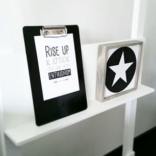 Rise up - Buy all items at www.vanmariel.nl