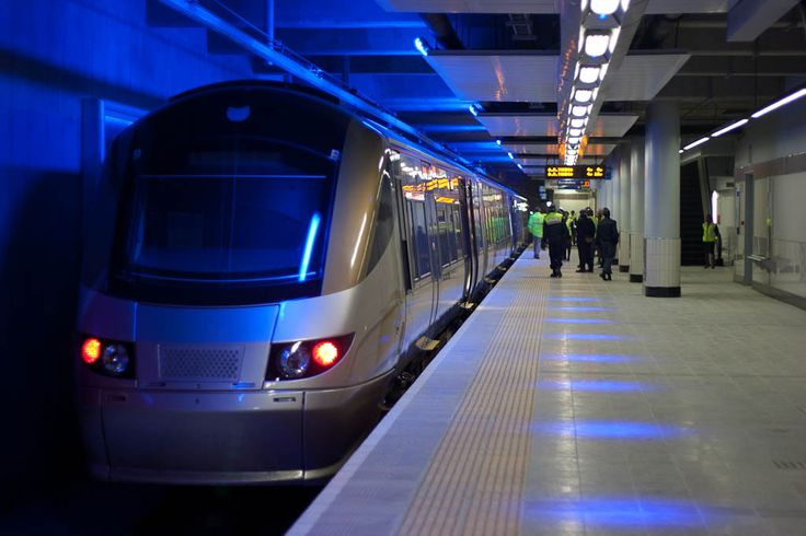 Sandton GauTrain Station - One of the quickest ways to travel to select destinations around Johannesburg.