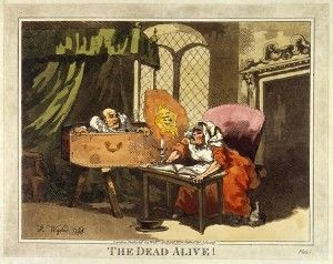 The Dead Alive: The Victorian Fear of Premature Burial « Observatory