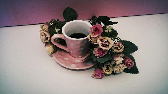 Enjoy!: Pink mode coffee