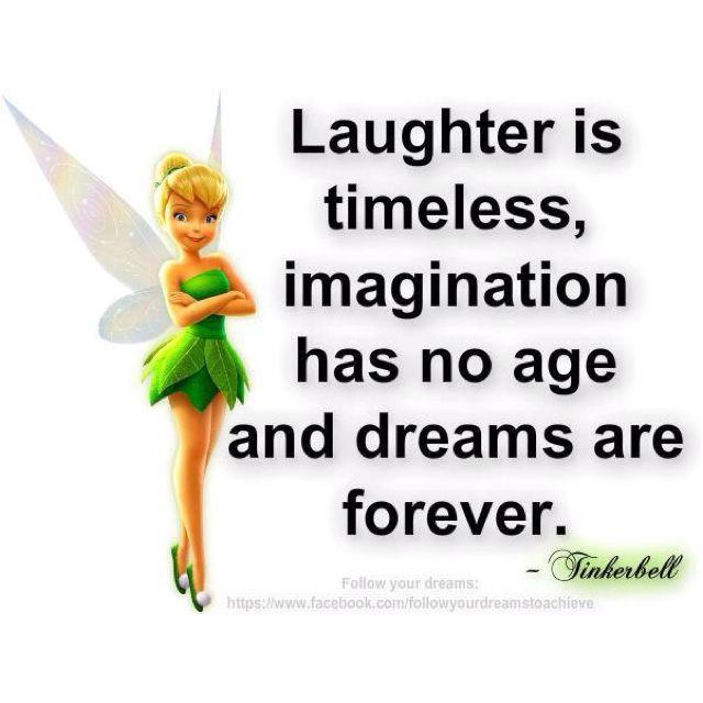 Imagination has no age