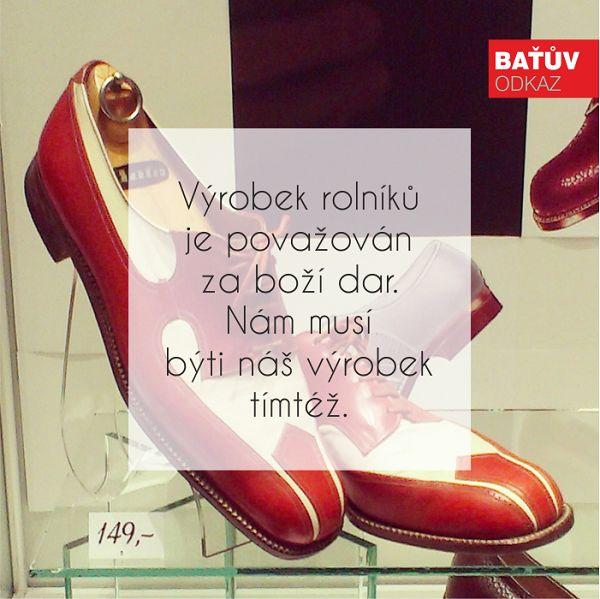 #bata #citat #batovky #batashoes #zlin #batuvinstitut #batuvodkaz