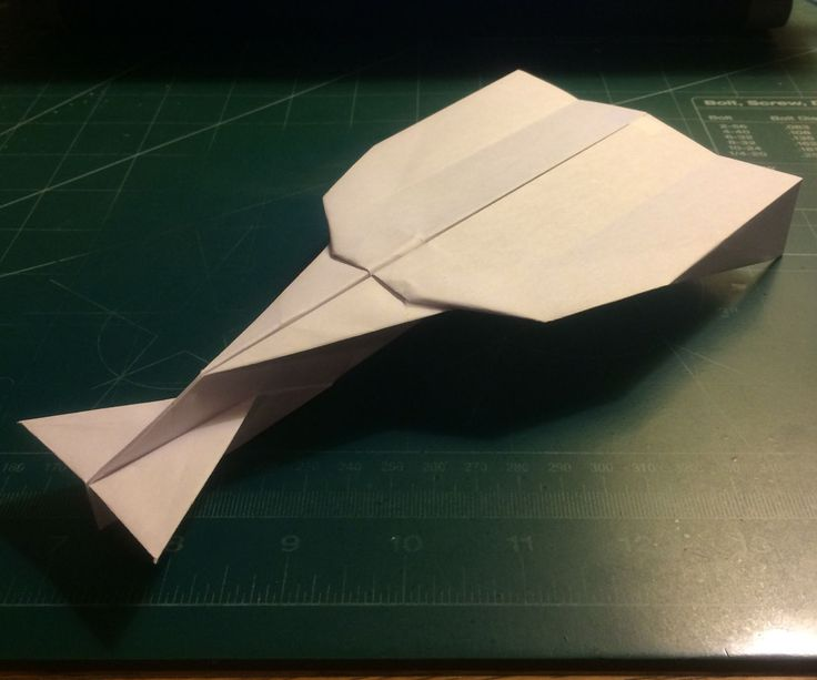 how to make a paper airplane easy fast cool