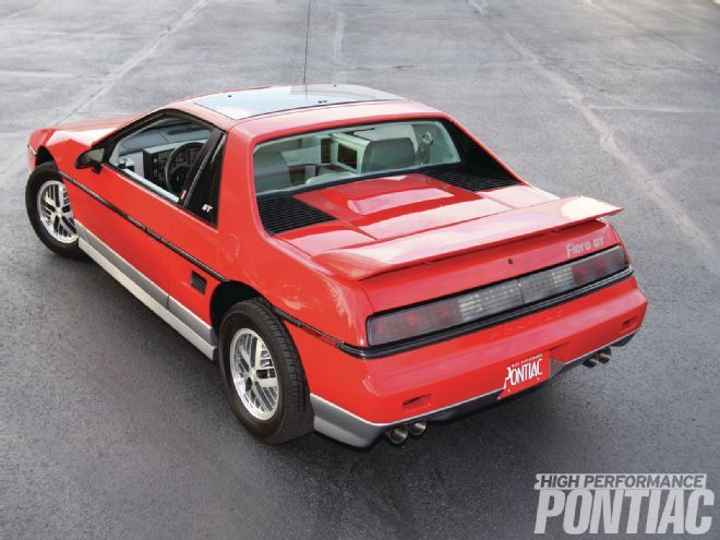 1985 Pontiac Fiero GT.  This is the exactly like my first Fiero GT I owned.  I loved this car dearly.