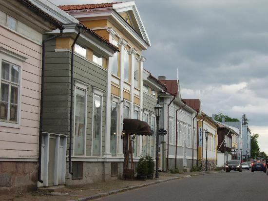 Neristan (Old Wooden Town): Kokkola - Neristan the Old Town