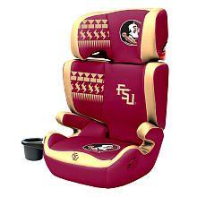 Lil Fan 2-in-1 Premium High Back Booster Seat - Florida State Seminoles
