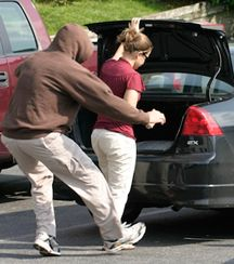 Parking Lot Safety Tips -Posted on January 14, 2014 by Sandi in Articles, Women Self Defense