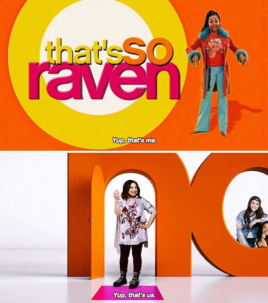 That's so Raven and Raven's Home theme songs