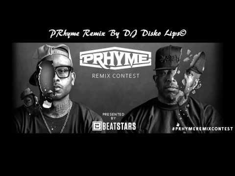 #PRhymeRemixContest PRhyme - Remix By Dj Disko Lips©