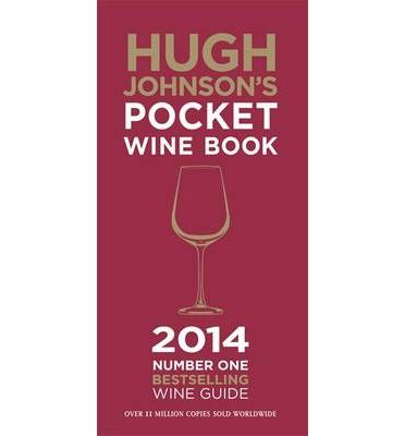 2014 Hugh Johnson's Pocket Wine Book is the best selling wine guide on the market.