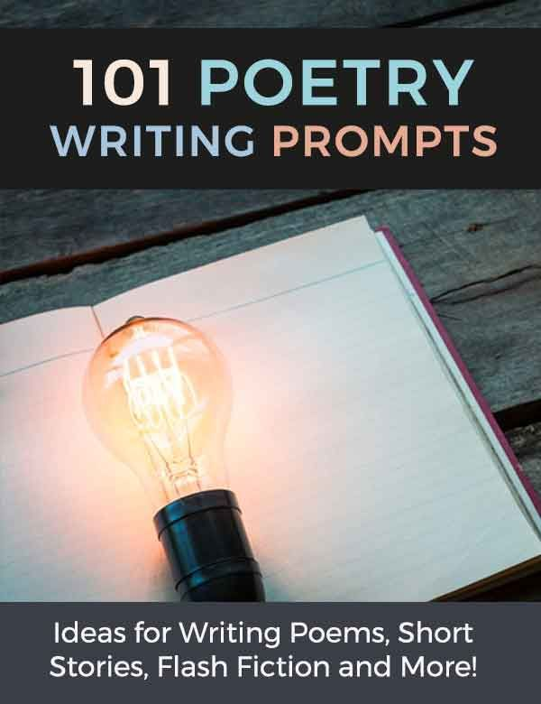 101 Poetry Prompts & Creative Ideas for Writing Poems