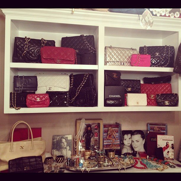 Kyle Richardu0027s Closet {purses} Real Housewives Of Beverly Hills