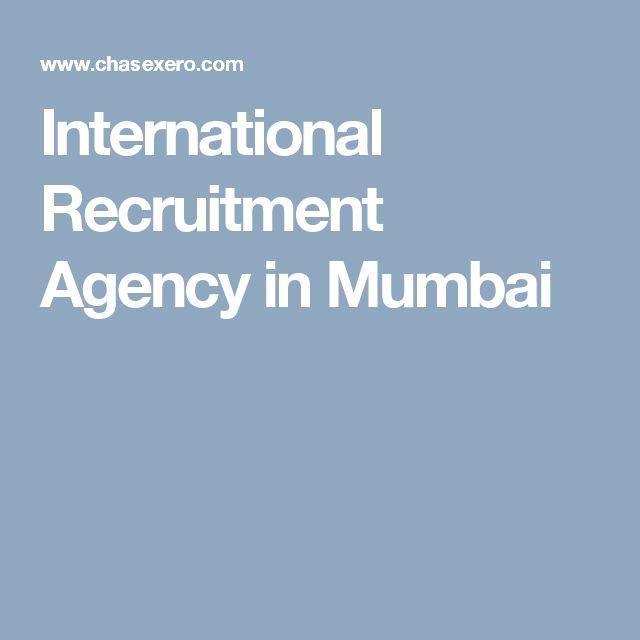 International Recruitment Agency in Mumbai