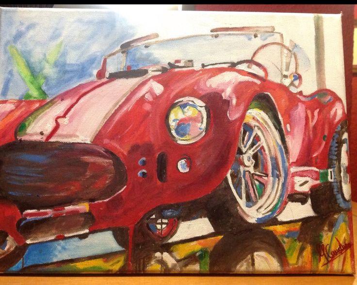 Shelby Cobra '67. Majo Cauduro