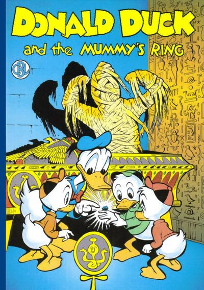 Cover for The Carl Barks Library (Another Rainbow, 1983 series) #1