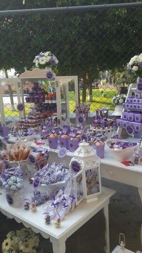 Mesa de dulces!!!