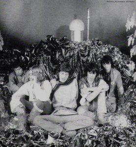 На съёмках обложки Their Satanic Majesties Request,1967