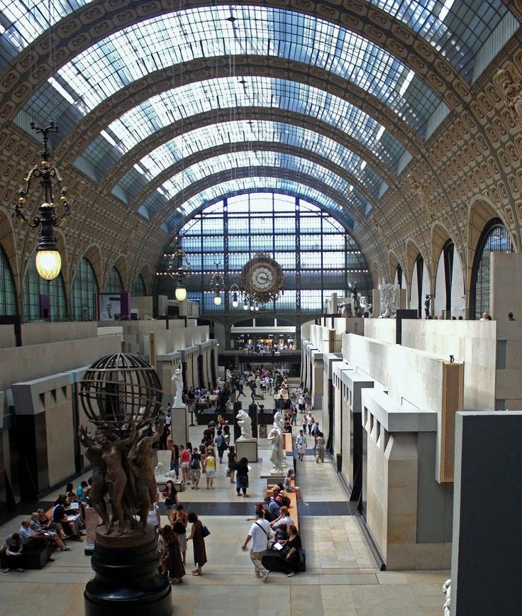 Musee D'Orsey, Paris France