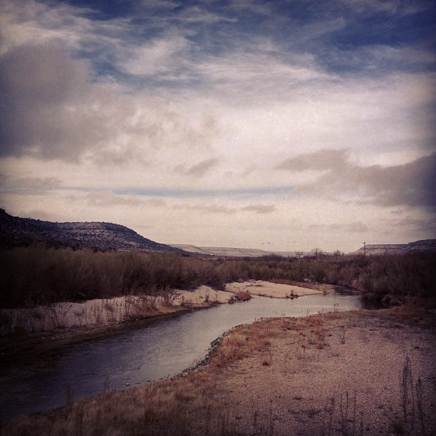 independence creek, terrell county texas