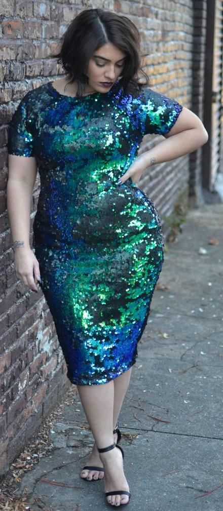 Sequin Mermaid  http://www.nadiaaboulhosn.com/2013/12/sequin-mermaid.html