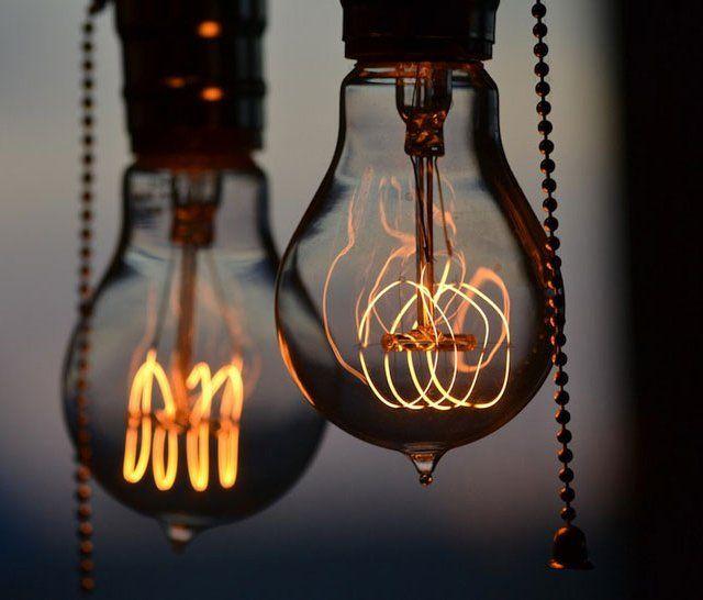 Nostalgic Edison Light Bulb by Bulbrite.