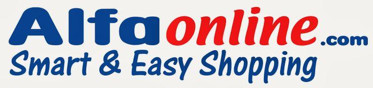 Alfaonline.com - Toko Belanja Online Murah, Promo Heboh Jual Barang Hanya Rp 1,-