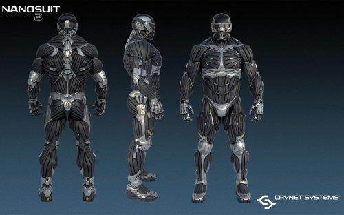 Crysis warhead как усилить костюм