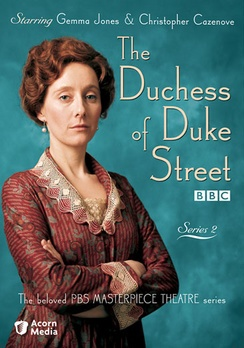 The Duchess of Duke (1976) Excellent acting by Gemma Jones, in this wonderful and charming series <3
