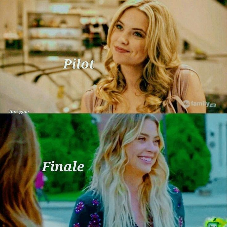 Hanna-Pretty Little Liars