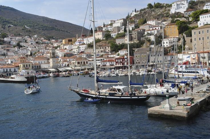 Ydra, Greece