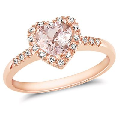 pink morganite = the gemstone of divine love