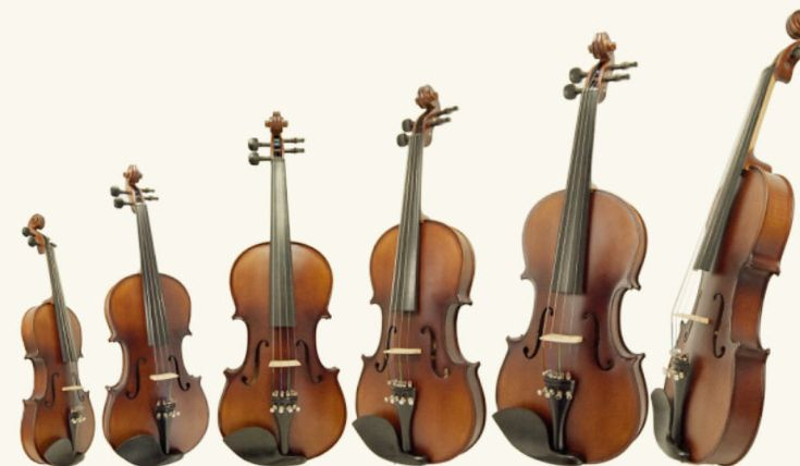 If you need to buy a violin you may not be familiar with all sizes. You will find here how to take correct measures and find the violin size that you need.
